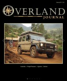Overland Journal 2017