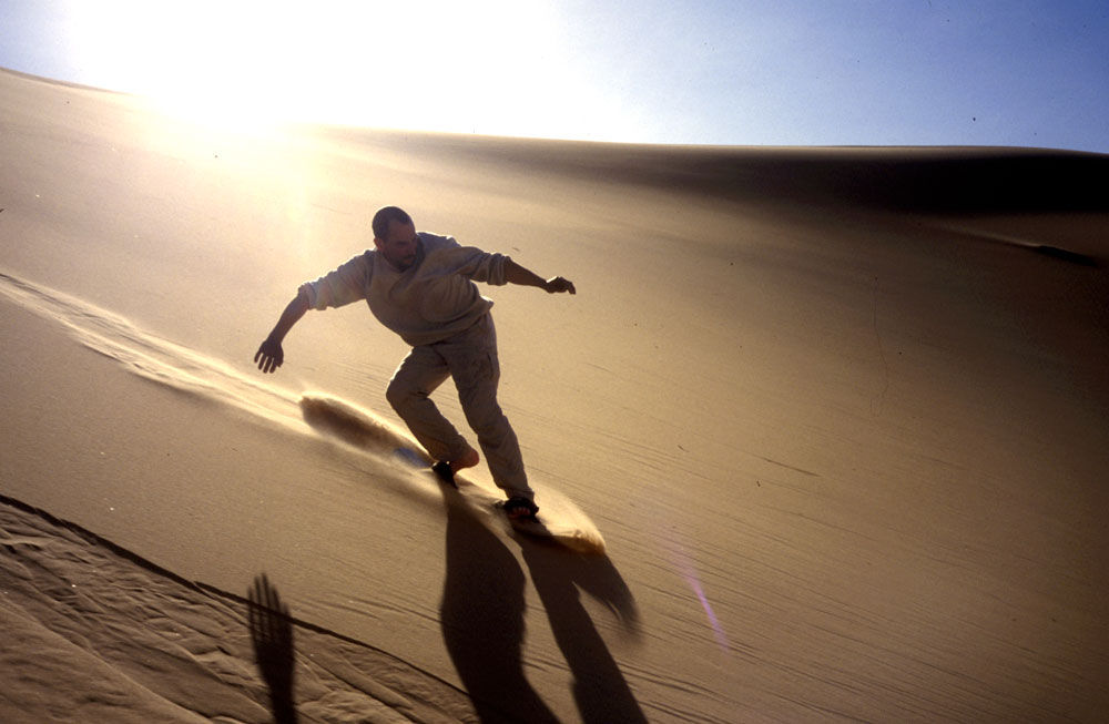 Surf Dune Sahara Overland