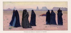 Promenade-des-femmes-Touareg-
