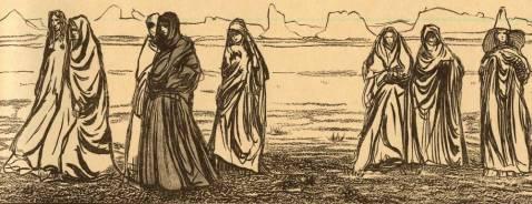 153a.-Au-campement-de-l'Amenokal,-les-femmes-vont-se-rendre-