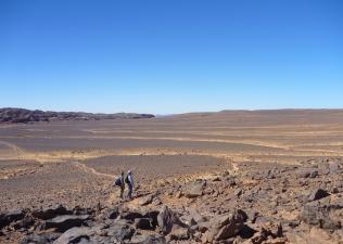Plateau top