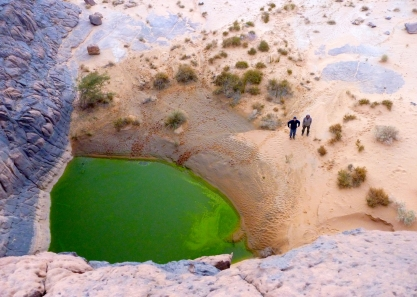 Green guelta