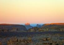 Sunrise at Jabbaren