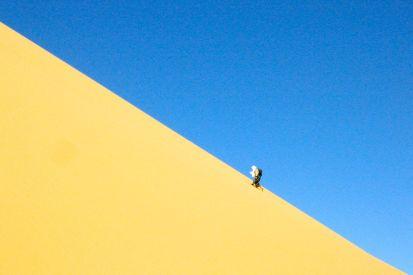 Temet dunes