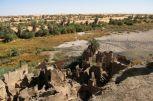 View from Djado top