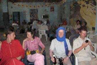 The boozer in Dirkou
