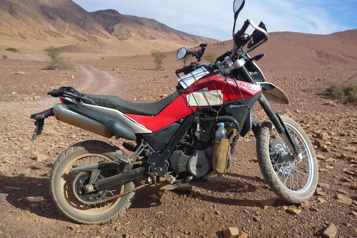 Honda XR250 Tornado | Sahara Overland