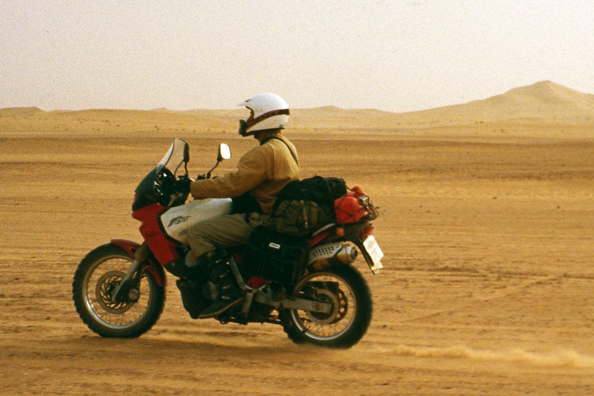 Bmw F650 Funduro Sahara Overland