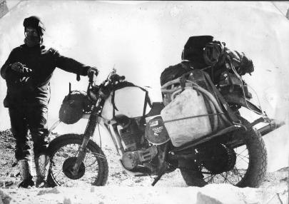 Near Tamanrasset 1982