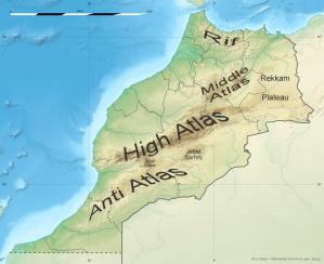 MoroccoMountains