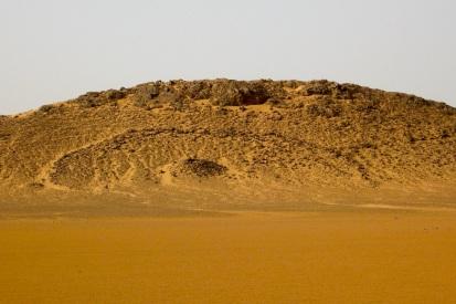 Pre-Islamic tomb