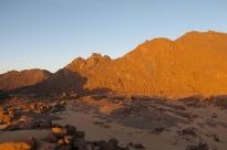 Granite camp neat Abalessa