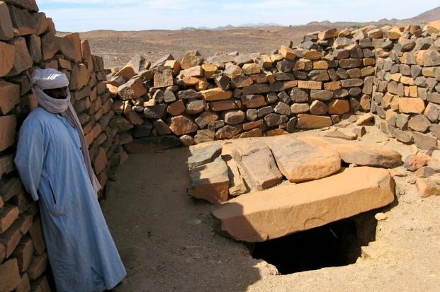Tin Hinan tomb
