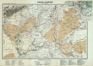 North Sahara 1898