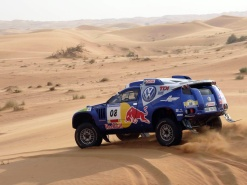 dakar-rallycar