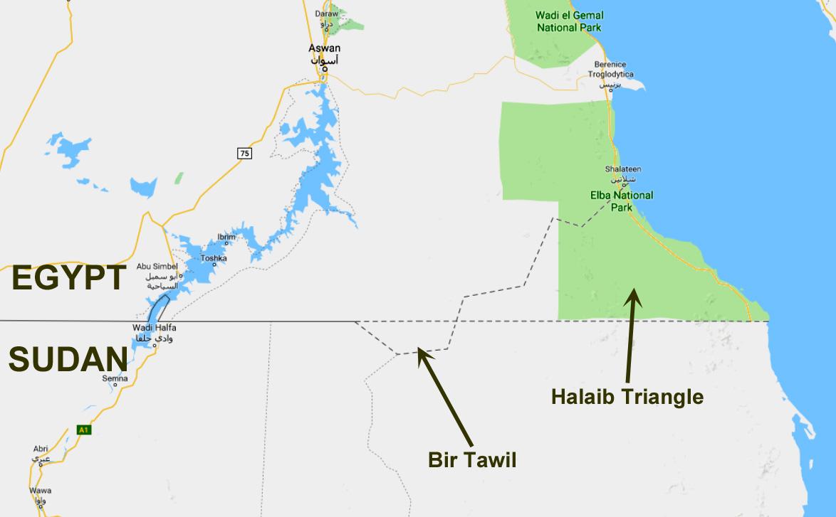 Nubian Desert Map Nubian Desert | Sahara Overland