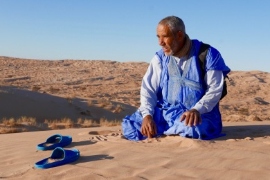 Mohamed A, our guide