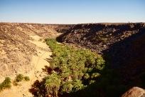 Above Berbera - v hot day
