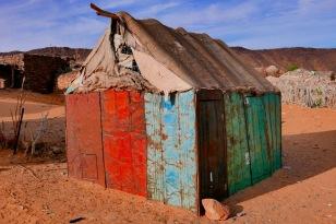 A Bidon shack